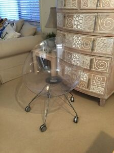 Clear Plastic Chair Wynn Vale Tea Tree Gully Area Preview