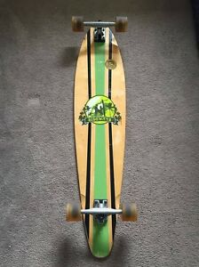 Sideways Longboard Cruiser Bonogin Gold Coast South Preview