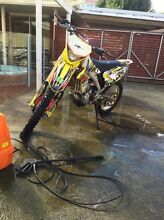 Rmx450 Rowville Knox Area Preview