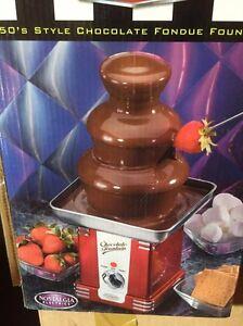 Chocolate fountain! Grasmere Camden Area Preview