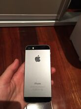 iphone 5s black 16GB Chatswood Willoughby Area Preview