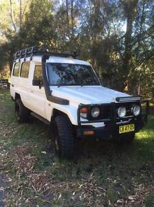 2003 Toyota LandCruiser Troopcarrier Avalon Pittwater Area Preview