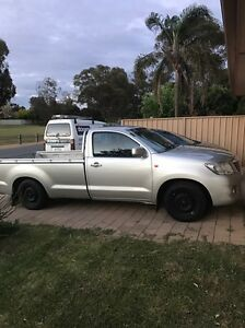 2012 Toyota hilux Shepparton Shepparton City Preview