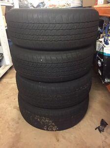 18''  265/60 tyres - Bridgestone Duelers North Ipswich Ipswich City Preview