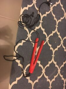 Red GHD Hair Straightener for SALE Melton South Melton Area Preview