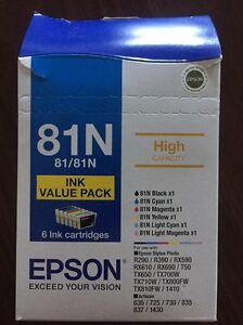 Espon Ink  Cartridges Kincumber Gosford Area Preview