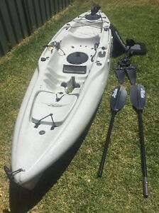 Hobie kayak outback mirage Glenmore Park Penrith Area Preview
