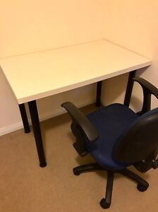 IKEA desk and chair set Balcatta Stirling Area Preview