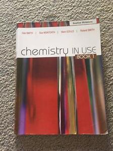 Chemistry in Use - Book 1 Everton Hills Brisbane North West Preview