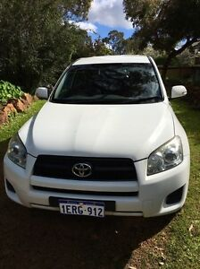 Toyota Rav 4 Kalamunda Kalamunda Area Preview