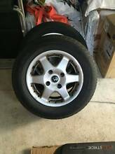 '16 4x114.3 Alloys Largs Bay Port Adelaide Area Preview