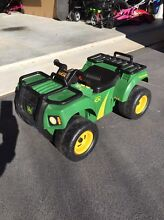 Kids ride on John Deere Rouse Hill The Hills District Preview
