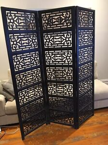 Wooden decorative room divider/ partition Marrickville Marrickville Area Preview