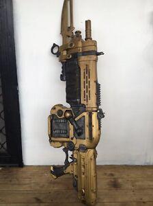 Gears of War retro lancer Kogarah Bay Kogarah Area Preview