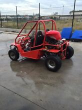 650cc fuel injected off-road buggy Hunterview Singleton Area Preview