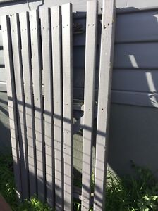 Free timber gate door Chadstone Monash Area Preview