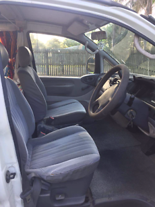 Fully equipped mitsubishi campervan/backpacker van with rego Birkdale Redland Area Preview