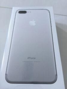 Brand new iPhone 7 plus 128 gb white colure sealed box Perth Perth City Area Preview