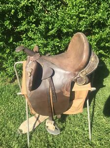 Stock saddle Benalla Benalla Area Preview