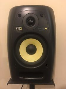 """Selling The Krk Vxt 6"""" Powered Monitor (Pair) Burton Salisbury Area Preview"""