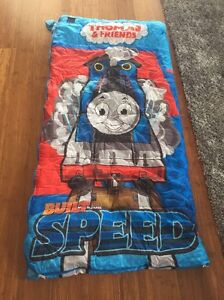 Sleeping bag Thomas the tank engine Warners Bay Lake Macquarie Area Preview