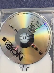 NCIS Los Angeles Season 2 disc 3 Marsden Logan Area Preview