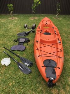Hobie Outback Casula Liverpool Area Preview