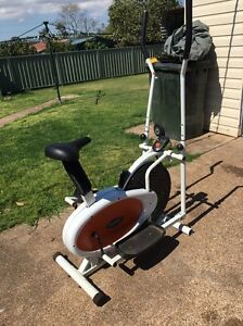 exercise bike Tenambit Maitland Area Preview