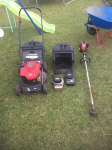 Mower plus extras Cairns Cairns City Preview