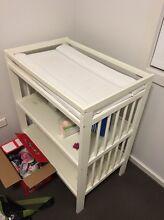 Baby change table Salisbury Downs Salisbury Area Preview