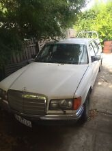 Mercedes Benz 500SEL Ringwood East Maroondah Area Preview
