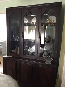 Ornate and beautiful wall unit/ display cabinet Keysborough Greater Dandenong Preview