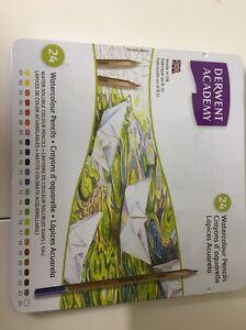 Watercolour pencils - set of 24 Morphett Vale Morphett Vale Area Preview