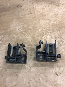 JK jeep front lower shock relocation brackets Cherryville Adelaide Hills Preview