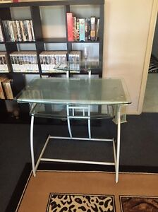 3 tier glass computer table Lockridge Swan Area Preview