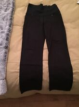 Black stretch maternity jeans FOR SALE Coorparoo Brisbane South East Preview