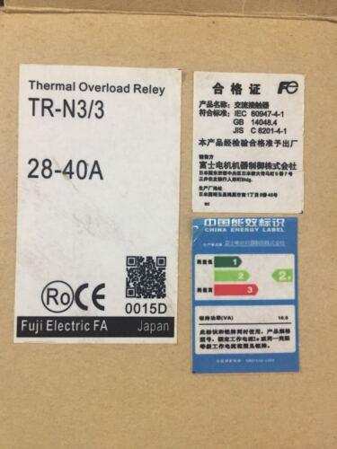 1pc New Fuji  Tr-n3/3  28-40a