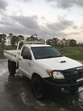 2007 Toyota hilux sr 3.0TD Nar Nar Goon Cardinia Area Preview