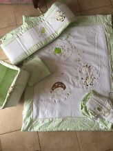 Bubba Blue Cot Bedding Set Kapunda Gawler Area Preview