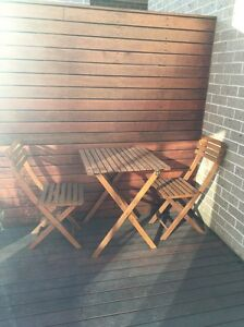 Outdoor furniture Mordialloc Kingston Area Preview