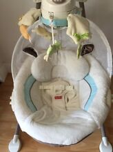 Fisher Price My Little Lamb Cradle & Swing Caringbah Sutherland Area Preview