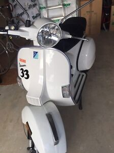 Vespa PX 150 2014 model Fairfield West Fairfield Area Preview
