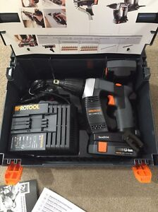 PROTOOL (Festool) CORDLESS COLLATED  PLASTER SCREW GUN Oakdowns Clarence Area Preview