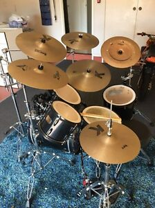 Pearl export limited edition drum kit Runaway Bay Gold Coast North Preview