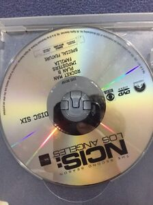 NCIS Los Angeles Season 2 disc 6 Marsden Logan Area Preview