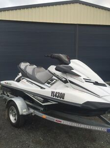 Yamaha fx svho cruiser supercharged waverunner jetski 2016 Cedar Grove Logan Area Preview