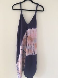 Tigerlily Mid-Maxi Dress (size small) Woolooware Sutherland Area Preview
