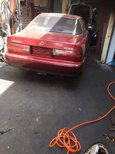 Toyota Lexus es300 1994 (Wrecking) Bankstown Bankstown Area Preview