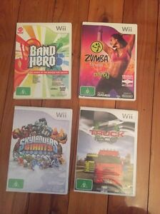 WII Games + Loads of extras Sylvania Sutherland Area Preview