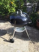 Weber charcoal BBQ 57 cm Kew Boroondara Area Preview
